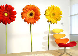 wall flowers wallflowers colorful eco friendly prints bring to any space
