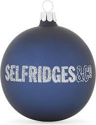 selfridges christmas shop christmas decorations u0026 more