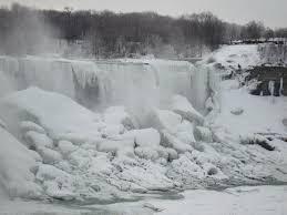 niagara falls 1932 frozen pictures