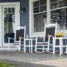 Recycled Plastic Rocking Chairs Polywood Jefferson Rocking Chair Best Rocking Chairs Images On