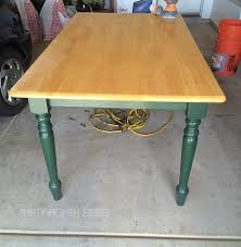 Diy Rustic Desk Diy Rustic Farmhouse Desks From A Kitchen Table Thirty Eighth