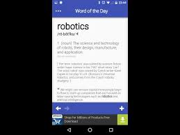 word app for android word of the day today android apps on play