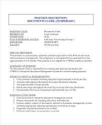 Clerk Job Description Resume Stock Clerk Job Description Store Manager Resume Sample Resume