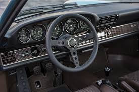 porsche 911 singer interior singer vehicle design restored reimagined reborn