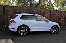 volkswagen touareg review v8 tdi r line caradvice