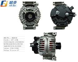 opel europe 100 new car alternator for opel europe 2000 2010 0124425004