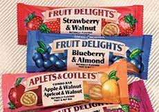fruit delights sugar free fruit delights with aplets cotlets liberty orchards