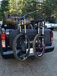 nissan frontier pro 4x lifted show us your shuttle vehicle the hub mountain biking forums