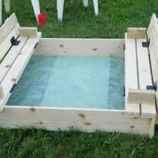 Backyard Sandbox Ideas Diy Sandbox Projects Picture
