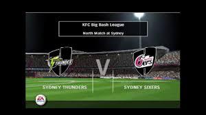 kfc big bash league patch bbl t20 youtube