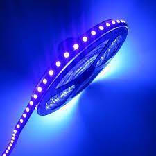 blue led strip lights 12v 12v 3528 5050 smd 60led m 120led m uv 395 405nm ultraviolet