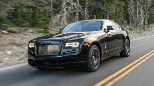 bentley ghost coupe rolls royce wraith black badge 2016 review by car magazine