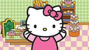 sanrio kitty sweet shops kids educational games