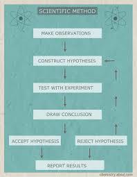 Scientific Method Worksheet For Kids Scientific Method Flow Chart
