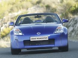 nissan 350z convertible top nissan 350z roadster eur 2005 pictures information u0026 specs