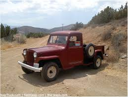 jeep trucks for sale willys trucks ewillys page 54