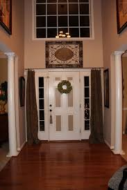 Entry Door Curtains Entryway Window Curtains Curtains Foyer Window Curtains Ideas 33