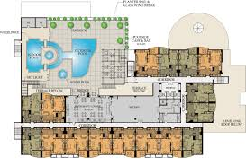 resort hotel floor plan diversified real estate concepts the platinum level 5 features