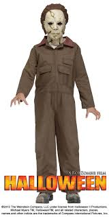 michael myers scary kids costume mr costumes