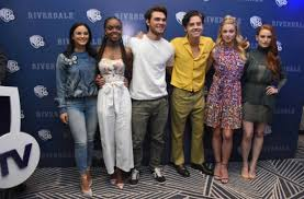 the riverdale cast visits mexico city riverdale fans
