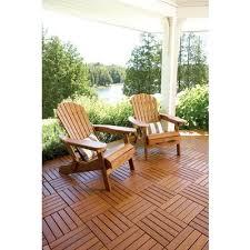 Wainscoting Home Depot Canada Eon Eon Deck And Balcony Tiles Cedar 10 Tiles Per Box Ds 010
