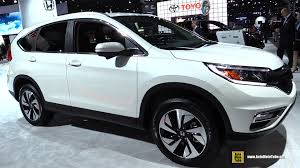 honda crv 2016 interior 2016 honda crv touring exterior and interior walkaround 2016 new