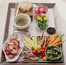 World Most Beautiful Bbq Table by 15 Times Crudité Was The Most Beautiful Thing On The Table Photos