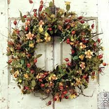 front doors front door wreath country wreath summer wreath fall