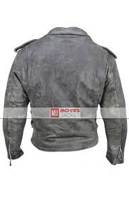 mens leather moto jacket vulcan distressed leather jacket men u0027s vintage grey motorcycle
