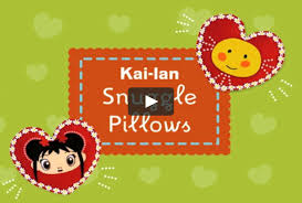 kailan snuggle pillows nick jr com do together crafts video on vimeo