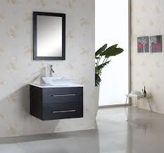 virtu bath vanities virtu usa marsala single 29 5 inch modern wall mount bathroom
