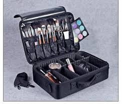 professional makeup storage new high quality professional empty makeup organizer bolso mujer