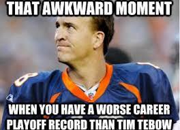 Peyton Superbowl Meme - image courtesy of nflhumor com funny memes pinterest peyton