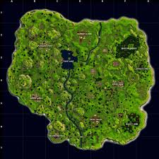 Space Junk Map New Fortnite Battle Royale Map Shows The New Locations Pc Invasion