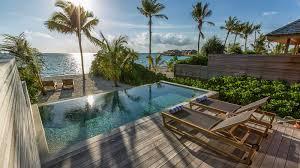 beach sunset pool villa u2013 hurawalhi maldives resort u2013 villas maldives