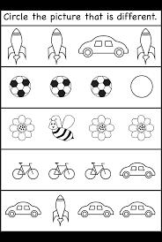 science worksheets for preschoolers worksheets