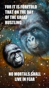 Gorilla Munch Meme - that really rustled my jimmies gorilla munch lekton info