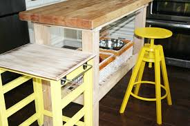 kitchen island cart with stools 22 unique diy kitchen island ideas guide patterns