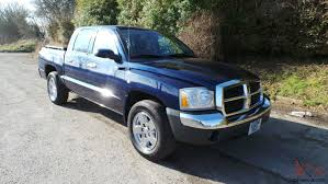 american 2005 dodge dakota slt magnum quad cab truck 4 7ltr v8