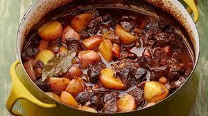 Ina Garten Beef Stew In Slow Cooker Anne U0027s Beef Bourguignon Food Network