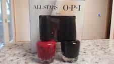 opi all stars mini nail polish big apple red and lincoln park