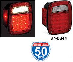 led brake lights for trucks stepside led tail lights 1980 87 f100 f150 f250 lmc truck