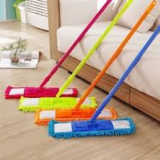 mocio pavimenti scopa mop mocio in microfibra per pavimento cattura polvere con