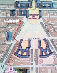 Versailles Garden Map Skip The Line Versailles Half Day Tour In Versailles France