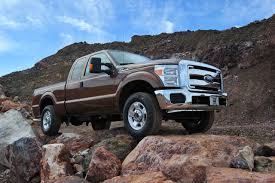 Ford Diesel Truck Fuel Economy - 2011 ford f series super duty diesel with great fuel economy