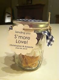 smores wedding favors 19 best s more images on marriage wedding stuff