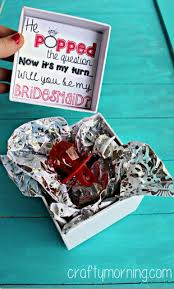 ring pop bridesmaid invite best 25 bridesmaid rings ideas on hens