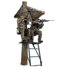 deer stands hunting treestands ladder u0026 climbing two person stands