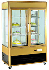commercial display cake refrigerator showcase pastry cake