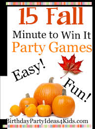 15 easy and cheap fall theme minute to win it style